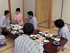 asian geisha stripped by men