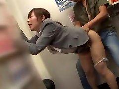 Insane Japanese model Mai Henmi, Ellis Nakayama, Erika Kashiwagi in Wonderful Public JAV video