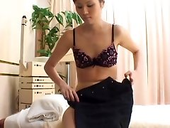 Medical footage of japanese couple having hardcore fuckfest