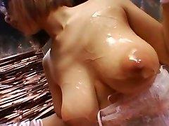 Chinese lesbian bondage 2