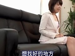 Titless Jap hottie boinked in spy cam Japanese hardcore movie
