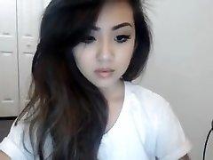 Korean nymph webcam show