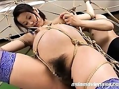 Bizarre Pregnant Fetish Bondage Screw AV