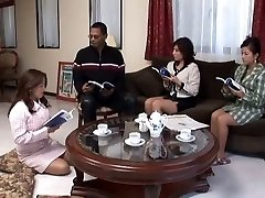 Japanese Wives Lusting for Ebony Cock