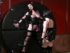 Toying with my submissive chicks