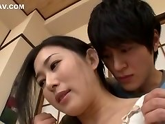 Amazing Japanese girl Mio Kitagawa in Best Fingering, Wifey JAV gig
