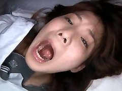 Miyu Akimoto Hot Chinese schoolgirl gets a facial cumshot
