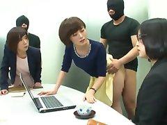 Japonské Úřady Pravidlo! Mluvit o výhody!