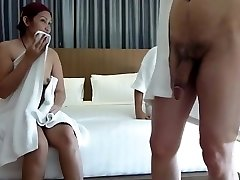 Duo share asian escort for swing asia naughty part 1