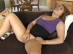 Horny Chubby Asian Wife
