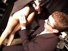 Lilly fucked Secretary