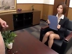 Incredible Japanese whore Akari Asahina in Finest CFNM, Cumshots JAV video