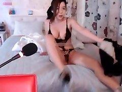 Peep! Live converse Masturbation! Erotic chat Part.1 micelles - Korean Hen Breasty Angels