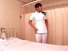 Insatiable Asian model Kaede Imamura, Amateur in Finest medical, nurse JAV video