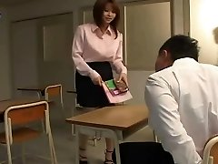 Yui Asahina - Stunning Japanese Teacher