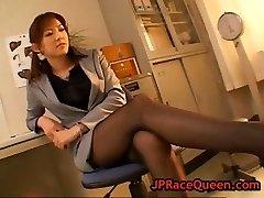Succulent hiromi aoyama gets vulva licked part6