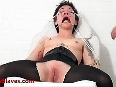 Bizarre asian medical domination & submission and oriental Mei Maras extreme doc fetish