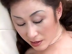 Incredible Japanese slut in Sexy Faux-cocks/Toys, Blowjob/Fera JAV clip
