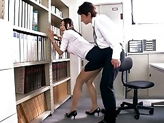 Getting Insatiable In The Office