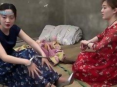 chinese lady at jail part4