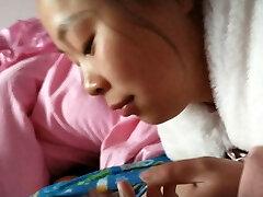 Chinese girl blowjob