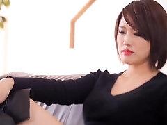 Fabulous Japanese chick in Incredible HD, Spandex JAV movie