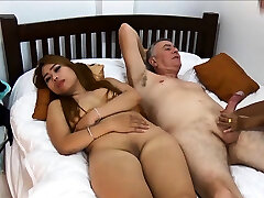 Thai gf brings her friend along for a 3some