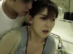 Lee Chae Dam - Mother's Job Fuck-a-thon Scenes (Korean Movie)