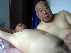 Chinese Oldman head