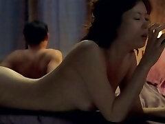 Asian Sexy Mature not Japanes but Korean actress!!
