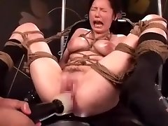 Japanese AV Pornography Plowing Machine Maturbation (DXHK003) Ayuka Chisato