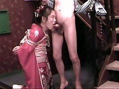 asian kimono bondage