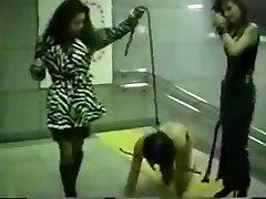 Asian dominatrix metro spank