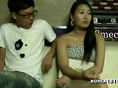 KOREA1818.COM - Jaw-dropping Pool Hall Girl