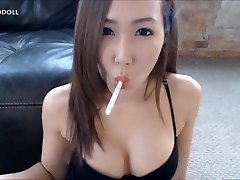 asian smoke fuck-fest