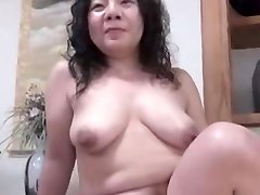 Asian ugly BBW Mature Creampie Junko fuse 46years