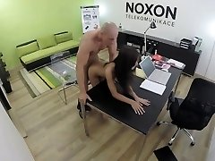Steamy youthful vietnamese fucks for a promotion