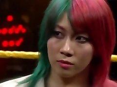 Hot mixed wrestling