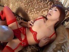 Wild pornstar Misato Nakayam in best asian, rimming xxx movie