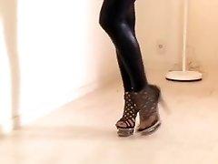 Asahina Ridia Angel High High-heeled Shoes
