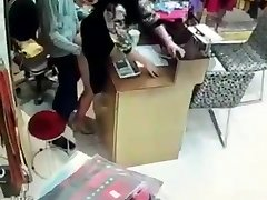 Asian fuking in store