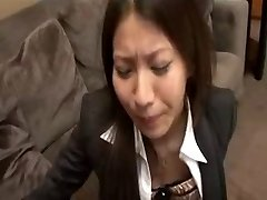 Boss creampie his hot assistant