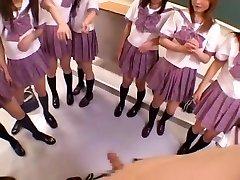 Amazing Japanese girl Michiru Hoshizora, Miyuki Yokoyama, Minami Yoshizawa in Horny Group Hook-up, POV JAV flick