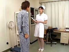 Perfect Asian Nurse Sucky-sucky CIM