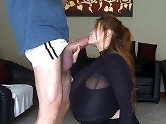 Farang Ding Cumbot - Pant (Sux and Facial Cumshot)