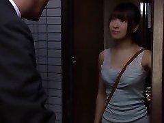 Exotic Japanese superslut Satomi Nomiya, Izumi Harunaga, Haruna Ayane in Hottest oldie, college JAV vignette