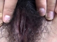 Japan poon finger outside