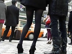 candid asian pantyhose 5