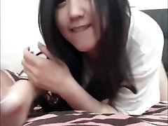 Korean Teenie Hot Cam Chat