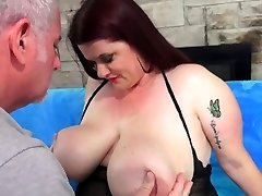 Phat Tits gets plumbed with big cock Kimmy